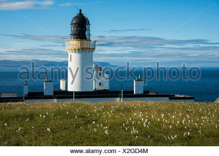 Scotland, Dunnet Head is a peninsula in Caithness - Stock Photo