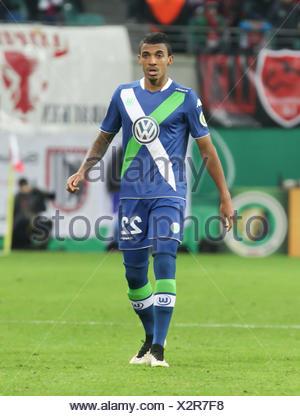 Luiz Gustavo (VfL Wolfsburg) - Stock Photo