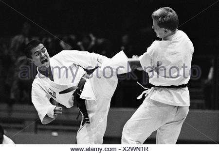 karate fight sweden stock photo 60925046 alamy
