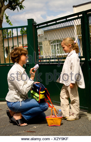 SCHOOLCHILD - Stock Photo