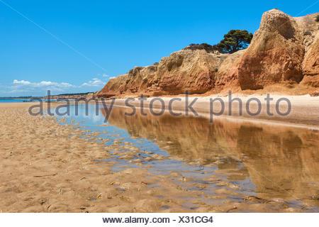 Red Banks, Australia, south Australia, Kangaroo Island, sea, coast, rock, cliff, - Stock Photo