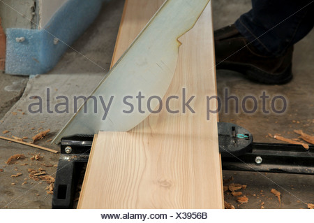 laminate cutter - Stock Photo