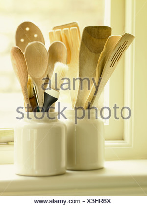 Kitchen Implements · Kitchen Implements   Stock Photo