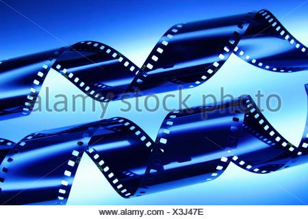 Film Strips. - Stock Photo