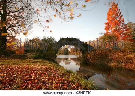 worlitzer park - Stock Photo
