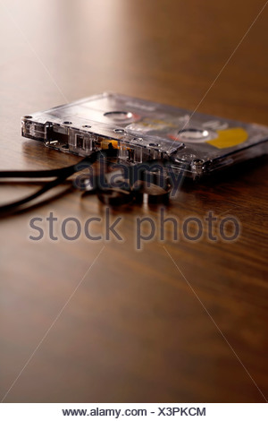 Tape on a table - Stock Photo