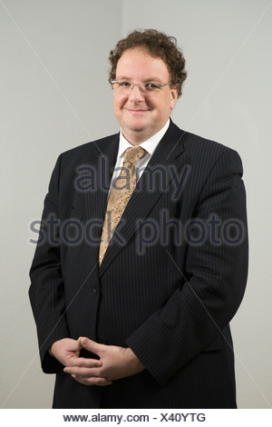 Olaf Zimmermann, managing director of the German Cultural Council and editor of Politik und Kultur, Berlin, Germany, Europe - Stock Photo