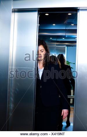 woman close wait - Stock Photo