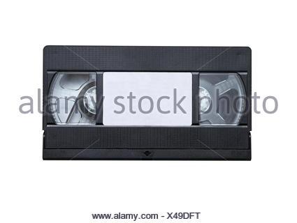 videocassette - Stock Photo