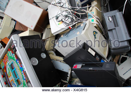 Recycling 080716 5 - Stock Photo