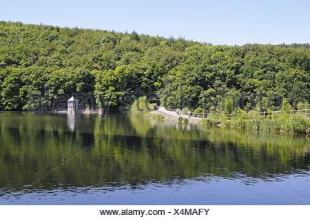 Dam, Seilersee - Stock Photo