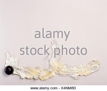 Tapeline - Stock Photo