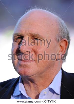 Manager Dieter Hoeness, Hertha BSC Berlin - Stock Photo
