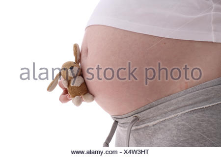 belly - Stock Photo