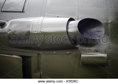 Military background with rivets