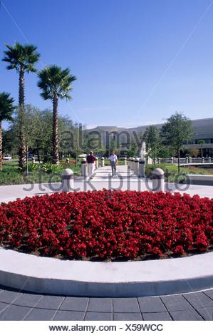 Orange County Convention Center Orlando Florida - Stock Photo