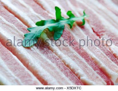 Ayrshire Bacon - Stock Photo