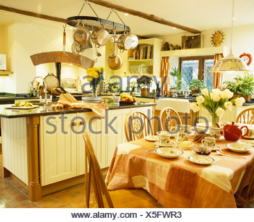 Country Painting Kitchen Bread
