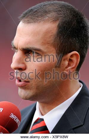 Coach, manager Markus Babbel, VfB Stuttgart - Stock Photo