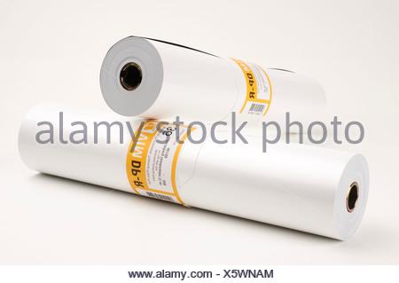 VIM digital printing plates for Offset Printing Presses - Stock Photo
