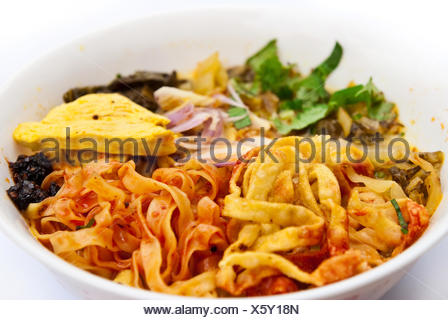 food of Northern of Thailand - Stock Photo