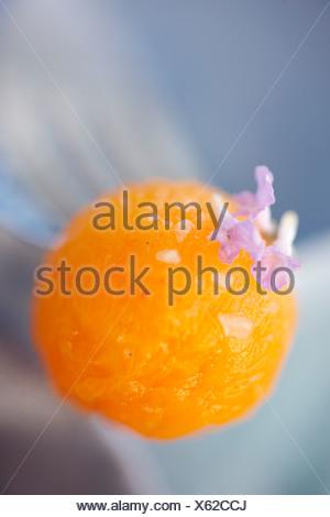 Apricot ball - Stock Photo