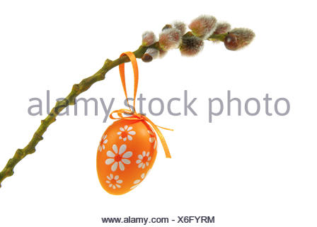 osterstrauss - easter floral bouquet 08 - Stock Photo