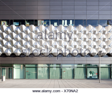 Centrum department store, Centrum-Galerie shopping center, Saxony, Germany, Europe, PublicGround - Stock Photo