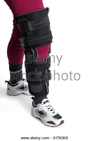knee rail - Stock Photo