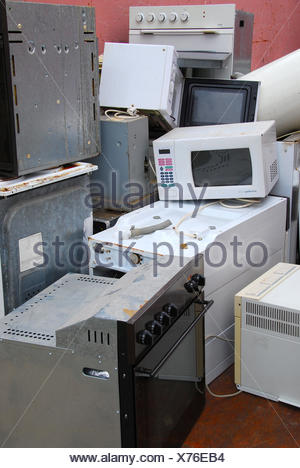 Recycling 080716 10 - Stock Photo