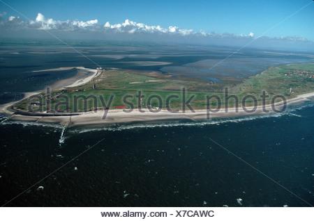 Island Wangerooge / Insel Wangerooge - Stock Photo