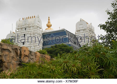 ISKCON Temple - Stock Photo