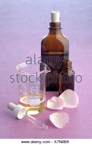 Homeopathic remedies - Stock Photo