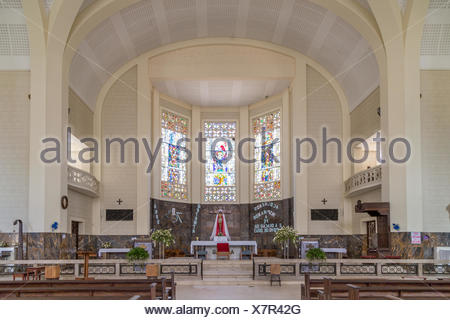 Cathedral of Our Lady of the Immaculate Conception, Maputo - Stock Photo