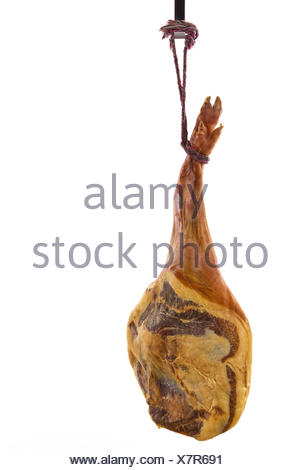 food, aliment, spain, ham, hispanic, spanish, meat, food, aliment, spain, buy, - Stock Photo