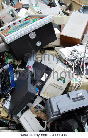 Recycling 080716 2 - Stock Photo