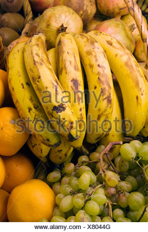 Variety Of Fresh Fruit - Stock Photo