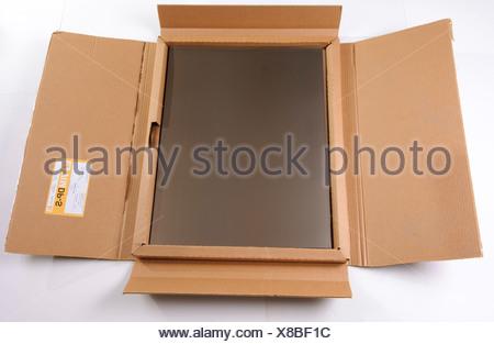 manufacturing VIM digital printing plates for Offset Printing Presses - Stock Photo