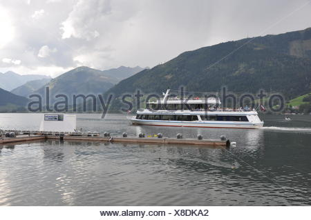 zell am see,austria - Stock Photo