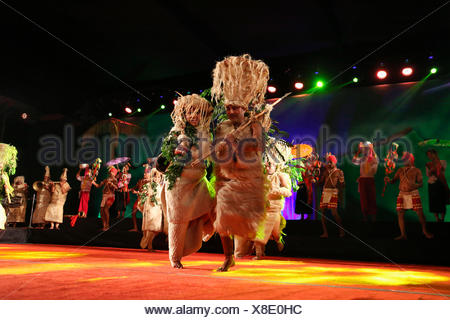 Folk Dance, Himachal Pradesh, India - Stock Photo