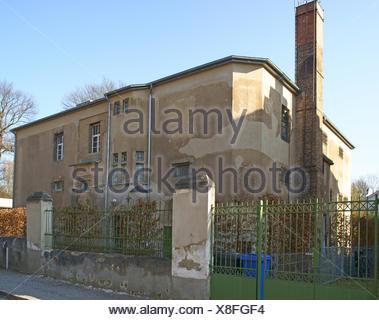ehem. kgb prison - Stock Photo