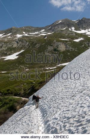 Val Piora, Canton Ticino, Switzerland, Europe - Stock Photo