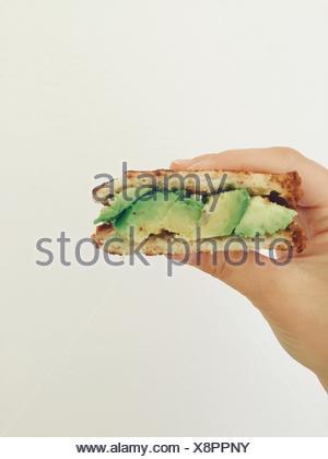 Abs ado toast - Stock Photo