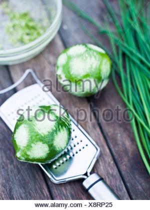 Lime, close-up, Sweden.