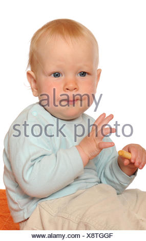 isolated, baby, cute, young, younger, child, isolated, optional, scrabble, - Stock Photo