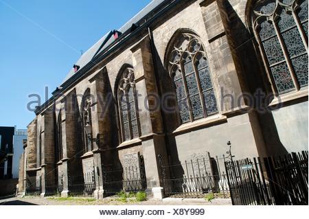 Sint Matthias Kerk Saint Matthew´s church, Maastricht, Limburg, The Netherlands, Europe - Stock Photo