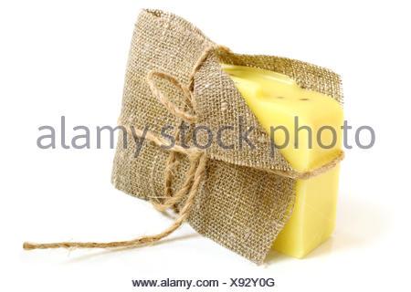 Toilet soap - Stock Photo