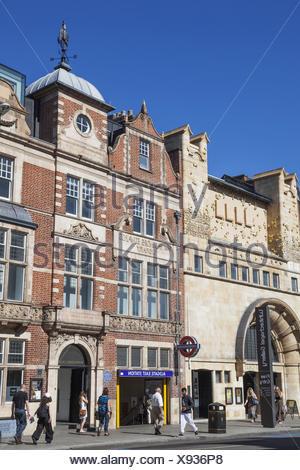 England, London, Whitechapel, Aldgate, Whitechapel kind of Gallery, - Stock Photo