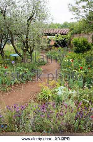 A PERFUMERE\'S GARDEN IN GRASSE BY L\'OCCITANE DESIGNED BY JAMES ...