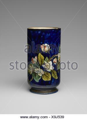 Vase Maker John Bennett 1840 1907 Date 1880 Geography Made